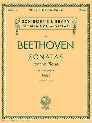 Beethoven Sonatas Book 1