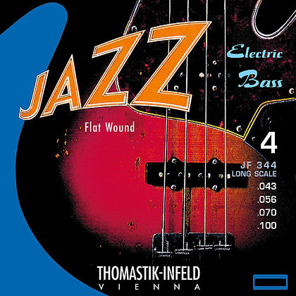 Thomastik-Infeld Jazz Flat Wound Bass Strings