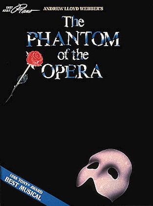 Phantom of the Opera Easy Adult Piano
