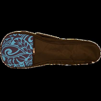 Kala Hawaiian Blue Accent Bag Tenor