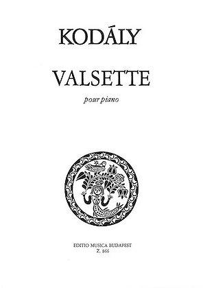 Kodály-Valsette