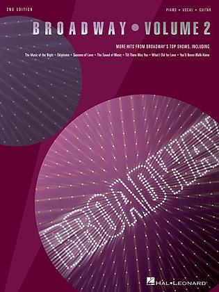 BROADWAY – VOLUME 2 (L-Y) – 2ND EDITION