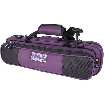 Protec Flute Case (B & C Foot) - MAX (Purple)