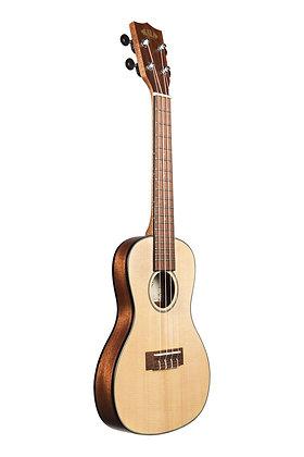 Kala Concert Travel Satin/Spruce/Mahogany