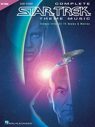 COMPLETE STAR TREK® THEME MUSIC – 2ND EDITION