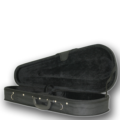 Tenor Black Case Plush