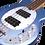 Thumbnail: Sterling Stingray Lake Blue Metallic Electric Bass
