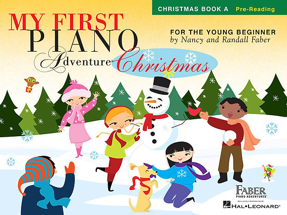 Faber My First Piano Christmas