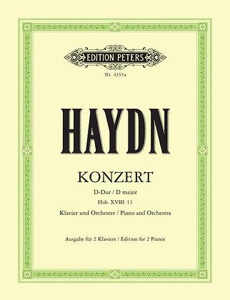 Haydn Piano Concerto in D Hob. XVIII:11 (Edition for 2 Pianos)