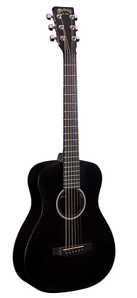 Used Little Martin Black Travel Guitar