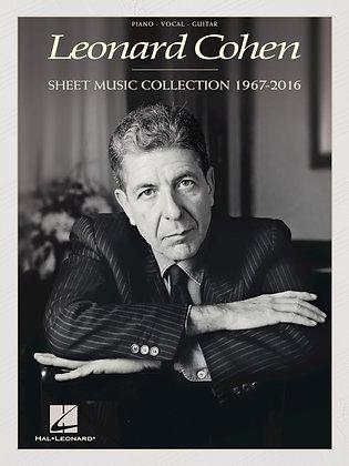 Leonard Cohen Sheet Music Collection