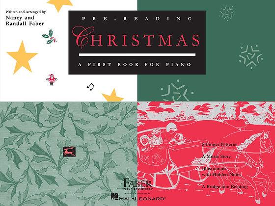 Faber PRE-READING CHRISTMAS