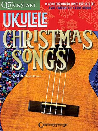 Quick Start UKULELE CHRISTMAS SONGS