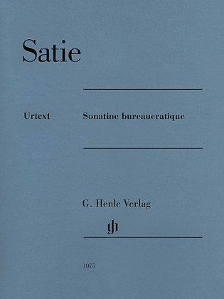 ERIK SATIE – SONATINE BUREAUCRATIQUE