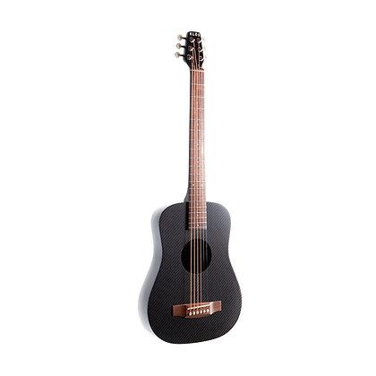 Carbon Fiber Travel Guitar w/accessories