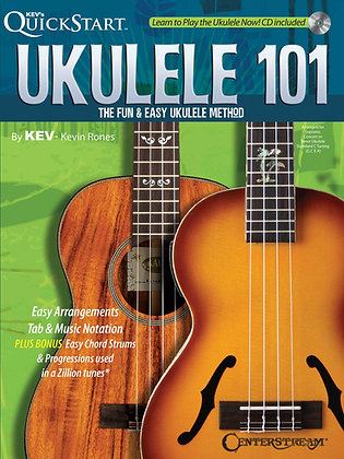 Quickstart UKULELE 101