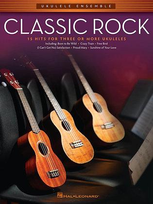 Ukulele Ensembles CLASSIC ROCK