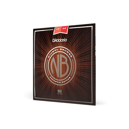 D'Addario Nickel Bronze 13-56 Medium Set