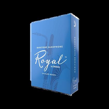 Rico Royal Baritone Saxophone Reeds (each)