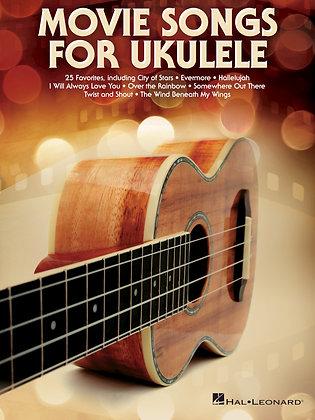 MOVIE SONGS FOR UKULELE