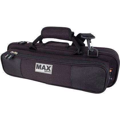 Protec Flute Case (B & C Foot) - MAX (Black)