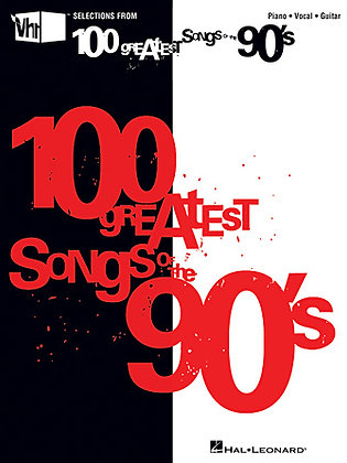 VH1'S 100 GREATEST SONGS OF THE '90S