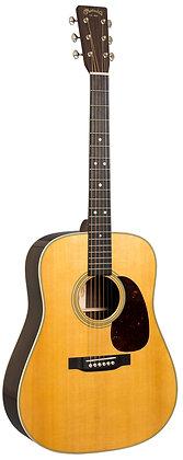 Martin D-28 Iconic Guitar w/hard case
