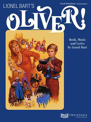 OLIVER! – VOCAL SELECTIONS