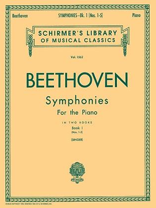 Beethoven-SYMPHONIES – BOOK 1
