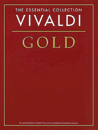 Vivaldi Gold-The Essential Collection