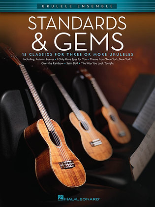 UKULELE STANDARDS & GEMS