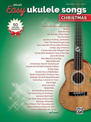 Alfred's Easy Ukulele Songs: Christmas