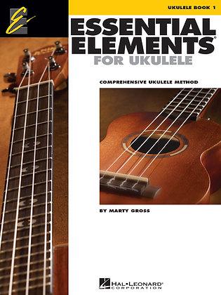 Essential Elements for Ukulele Book 1