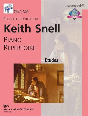 Keith Snell Piano Repertoire Etudes