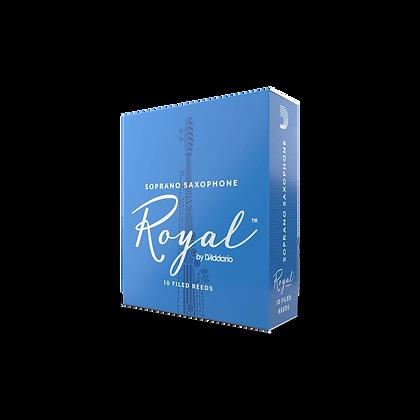 Rico Royal Soprano Saxophone Reeds (each)