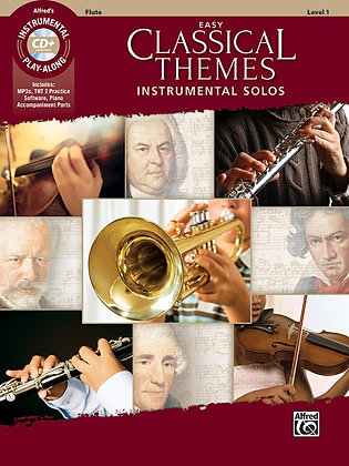 Easy Classical Themes Play-Along