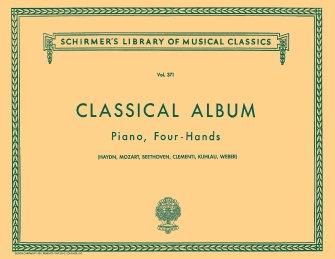 CLASSICAL ALBUM: 12 ORIGINAL PIECES