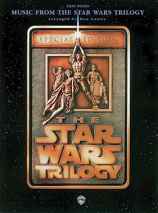 MUSIC FROM THE STAR WARS TRILOGY – SPECIAL EDITION