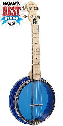 Little Gem Sapphire Banjo Uke