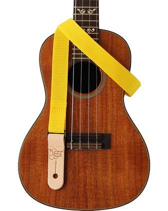 """Yellow 1"""" Poly Strap"""