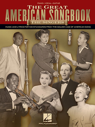 THE GREAT AMERICAN SONGBOOK – THE SINGERS