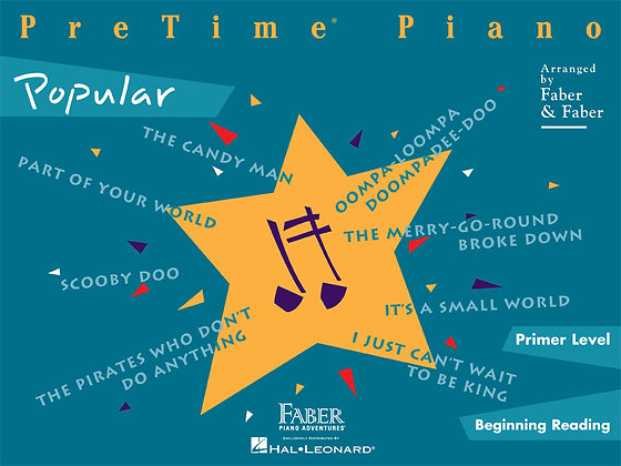 Faber Piano Popular