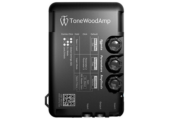 ToneWoodAmp Acoustic Effects