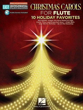 Christmas Carols Play-Along-10 Holiday Favorites
