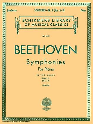 Beethoven-SYMPHONIES – BOOK 2