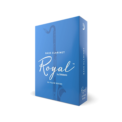 Rico Royal Bass Clarinet Reeds (each)