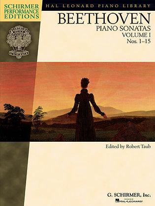 Beethoven-Piano Sonatas, Vol. 1
