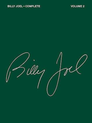 Billy Joel Complete Volume 2
