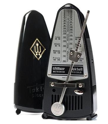Wittner Taktell Piccolo W836 Metronome - Black