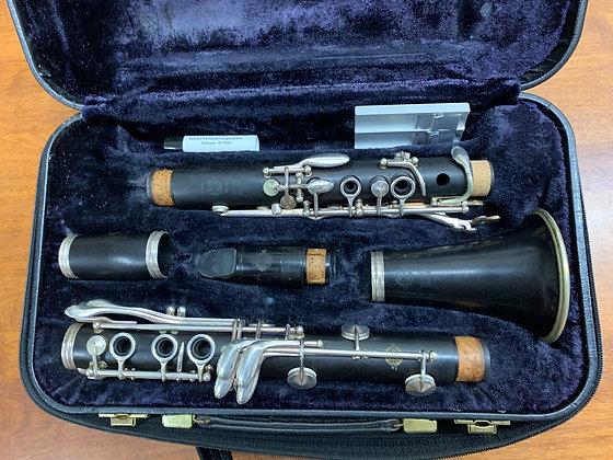 Vintage Selmer Series 10 Bb Clarinet
